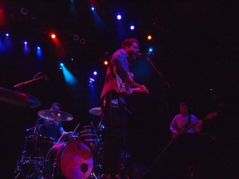 Cruiser, opening for Matt & Kim at House of Blues, Showboat, AC